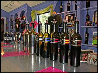 Wine array
