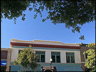 Twelfth Street facades