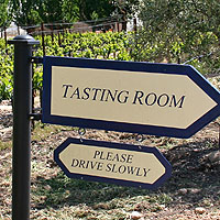 This way to the tasting room